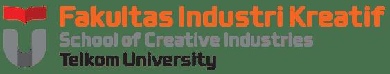 Logo FIK Telkom University